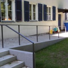 Geländer/Handlauf